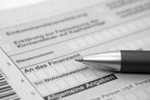 Steuererklrung
